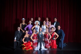 Utah Ballroom Dance Company:  2013 Full Cast Photo